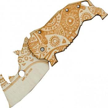 Нож Mr.Blade носорог большой - купить (заказать), узнать цену - Охотничий супермаркет Стрелец г. Екатеринбург