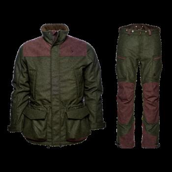 Комплект Seeland Dyna Forest green (куртка и брюки) - купить (заказать), узнать цену - Охотничий супермаркет Стрелец г. Екатеринбург