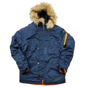 Куртка Husky Short Denali Rep.Blue/Orange - купить (заказать), узнать цену - Охотничий супермаркет Стрелец г. Екатеринбург