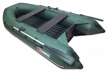 Лодка надувная YUKONA 300 НДНД - U (Зеленая) - купить (заказать), узнать цену - Охотничий супермаркет Стрелец г. Екатеринбург