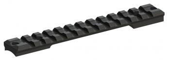 Основание Recknagel на Weaver для Remington 700 Long сталь (57060-0112) - купить (заказать), узнать цену - Охотничий супермаркет Стрелец г. Екатеринбург
