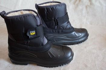 Ботинки на меху с липучкой мужские - купить (заказать), узнать цену - Охотничий супермаркет Стрелец г. Екатеринбург