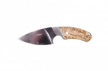 Нож Баско Клык, карельская береза (012.03.02.00.00) - купить (заказать), узнать цену - Охотничий супермаркет Стрелец г. Екатеринбург