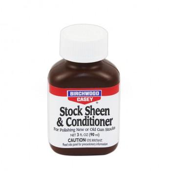 Средство для ухода за ложей Birchwood Stock Sheen & Conditioner 90мл - купить (заказать), узнать цену - Охотничий супермаркет Стрелец г. Екатеринбург