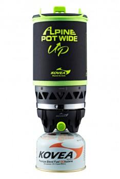 Система приготовления пищи в экстремальных условиях Kovea Alpine Pot Wide (KB-0703WU) - купить (заказать), узнать цену - Охотничий супермаркет Стрелец г. Екатеринбург