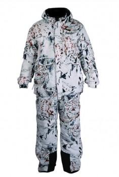 Костюм зимний Canadian Camper Tracker snow-leopard - купить (заказать), узнать цену - Охотничий супермаркет Стрелец г. Екатеринбург