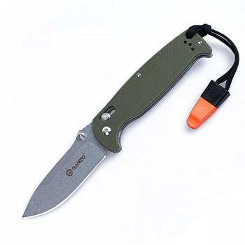 Нож Ganzo G7412-GR-WS складной туристический - купить (заказать), узнать цену - Охотничий супермаркет Стрелец г. Екатеринбург