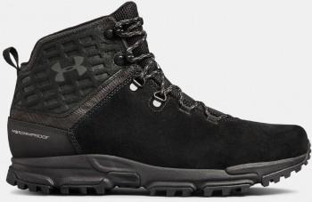 Ботинки Under Armour UA Brower Mid WP Black (3020759-001) - купить (заказать), узнать цену - Охотничий супермаркет Стрелец г. Екатеринбург