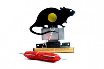 """Мишень """"Gamo"""", метал. (крыса) (Китай) - купить (заказать), узнать цену - Охотничий супермаркет Стрелец г. Екатеринбург"""