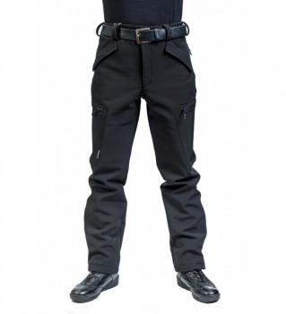 Брюки демисезонные Рейнджер (Черный) 726-008 - купить (заказать), узнать цену - Охотничий супермаркет Стрелец г. Екатеринбург