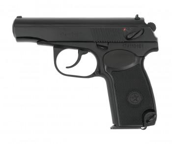 Охолощенный пистолет  Р-411-01 с имитацией светозвукового действия (84359) - купить (заказать), узнать цену - Охотничий супермаркет Стрелец г. Екатеринбург