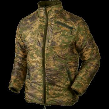 Куртка Harkila Lynx Insulated Reversible Willow green/AXIS MSP Forest green - купить (заказать), узнать цену - Охотничий супермаркет Стрелец г. Екатеринбург