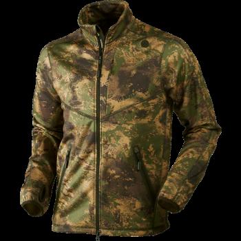 Толстовка Harkila Lynx full zip AXIS MSP Forest green - купить (заказать), узнать цену - Охотничий супермаркет Стрелец г. Екатеринбург