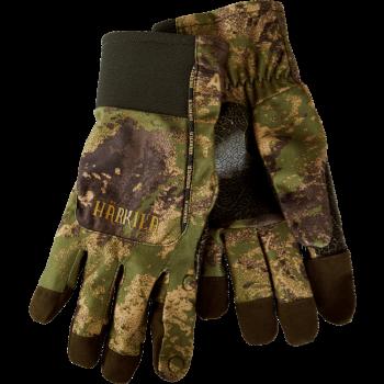 Перчатки Harkila Lynx HWS AXIS MSP Forest green - купить (заказать), узнать цену - Охотничий супермаркет Стрелец г. Екатеринбург