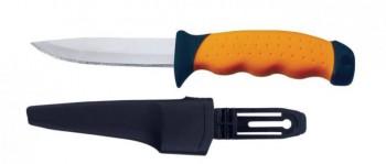Нож Canadian Camper CC- N100/140 (нерж, ручка эластомер) - купить (заказать), узнать цену - Охотничий супермаркет Стрелец г. Екатеринбург