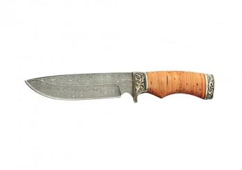 Нож Лорд, дам.ст., литье, береста - купить (заказать), узнать цену - Охотничий супермаркет Стрелец г. Екатеринбург