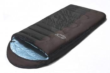 Спальный мешок Indiana Camper Extreme L-zip (левый) от -27 C (195Х35X90 см) - купить (заказать), узнать цену - Охотничий супермаркет Стрелец г. Екатеринбург