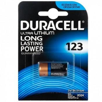 Э/п Duracell 123 Ultra BL1 - купить (заказать), узнать цену - Охотничий супермаркет Стрелец г. Екатеринбург
