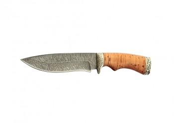 Нож Близнец, дам.ст., литье, береста - купить (заказать), узнать цену - Охотничий супермаркет Стрелец г. Екатеринбург
