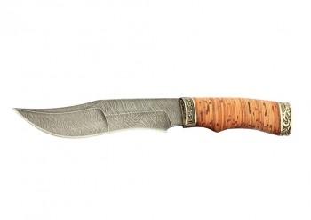 Нож Муромец, дам.ст., литье, береста - купить (заказать), узнать цену - Охотничий супермаркет Стрелец г. Екатеринбург