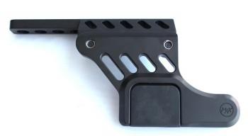Кронштейн боковой MAK Milmount для AK (Вепрь) без верхних элементов - купить (заказать), узнать цену - Охотничий супермаркет Стрелец г. Екатеринбург