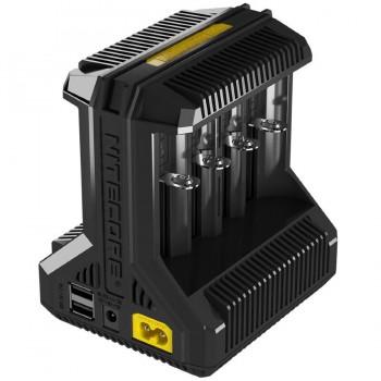 Зарядное устройство Nitecore NEW I8 18650 16340 Intellicharge - купить (заказать), узнать цену - Охотничий супермаркет Стрелец г. Екатеринбург