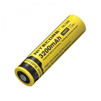 Аккумулятор с защитой NITECORE NL188dw 18650 Li-ion 3.7v3200mA (10386) - купить (заказать), узнать цену - Охотничий супермаркет Стрелец г. Екатеринбург