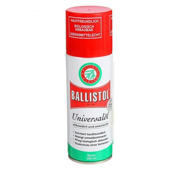 Масло оружейное Ballistol spray 200ml. - купить (заказать), узнать цену - Охотничий супермаркет Стрелец г. Екатеринбург