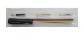 Набор для чистки ружей к.4,5мм с латун шомполом 4мм - купить (заказать), узнать цену - Охотничий супермаркет Стрелец г. Екатеринбург