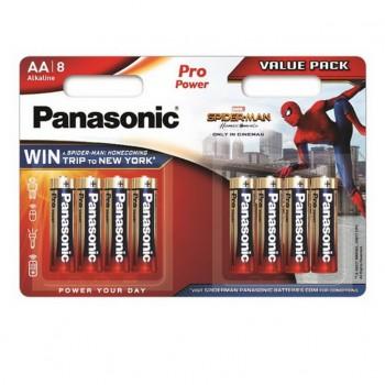 Э/п Panasonic Pro Power LR6/316 8BL Spider-Man - купить (заказать), узнать цену - Охотничий супермаркет Стрелец г. Екатеринбург