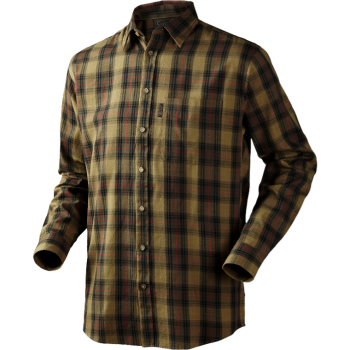 Рубашка Seeland Pilton Phantom green check - купить (заказать), узнать цену - Охотничий супермаркет Стрелец г. Екатеринбург