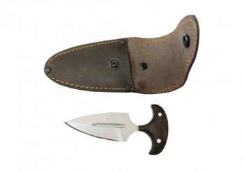 Нож Пиранья, ст.65х13, рукоять венге - купить (заказать), узнать цену - Охотничий супермаркет Стрелец г. Екатеринбург