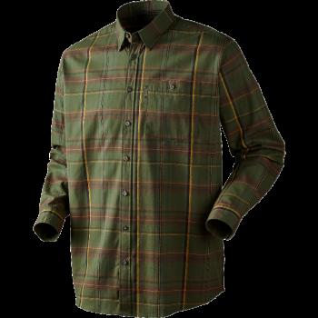 Рубашка Seeland Hammond Inca gold check - купить (заказать), узнать цену - Охотничий супермаркет Стрелец г. Екатеринбург