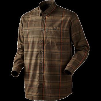 Рубашка Seeland Hammond Fall valley check - купить (заказать), узнать цену - Охотничий супермаркет Стрелец г. Екатеринбург