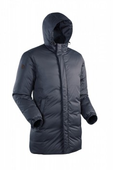 Пальто пуховое мужское BASK ICEBERG (Серый тмн) - купить (заказать), узнать цену - Охотничий супермаркет Стрелец г. Екатеринбург