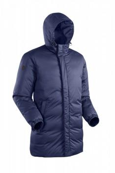 Пальто пуховое мужское BASK ICEBERG (Синий тмн) - купить (заказать), узнать цену - Охотничий супермаркет Стрелец г. Екатеринбург