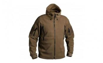 Куртка Камелот, цв.коричневый, тк.Polarfleece - купить (заказать), узнать цену - Охотничий супермаркет Стрелец г. Екатеринбург