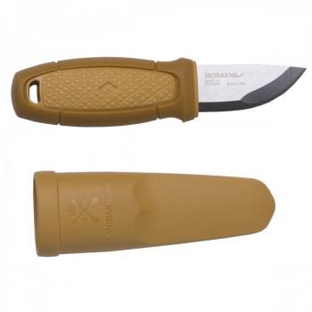 Нож Morakniv Eldris, нержавеющая сталь, цвет желтый, с ножнами - купить (заказать), узнать цену - Охотничий супермаркет Стрелец г. Екатеринбург
