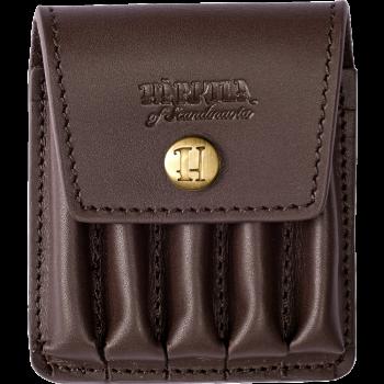 Патронташ кожаный Harkila (Cover in leather brown, f/5) - купить (заказать), узнать цену - Охотничий супермаркет Стрелец г. Екатеринбург