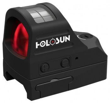 Коллиматор Holosun Open Reflex micro открытый (HS407C) - купить (заказать), узнать цену - Охотничий супермаркет Стрелец г. Екатеринбург