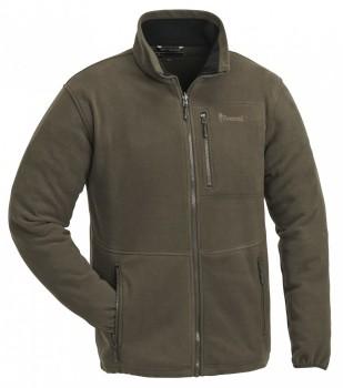 Куртка флисовая Pinewood Finnveden (цвет коричневый) - купить (заказать), узнать цену - Охотничий супермаркет Стрелец г. Екатеринбург