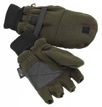Перчатки без пальцев Pinewood (цвет зеленый) - купить (заказать), узнать цену - Охотничий супермаркет Стрелец г. Екатеринбург