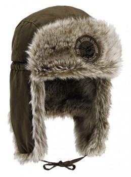 Шапка зимняя Pinewood Мурманск (цвет тёмно-коричневый) - купить (заказать), узнать цену - Охотничий супермаркет Стрелец г. Екатеринбург