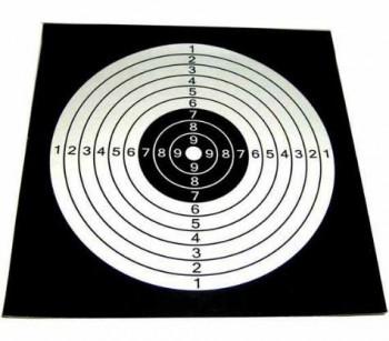 Мишень Remington черно-белая - купить (заказать), узнать цену - Охотничий супермаркет Стрелец г. Екатеринбург