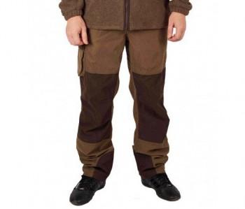 Брюки флисовые Canadian Camper FASTO (цвет коричневый) - купить (заказать), узнать цену - Охотничий супермаркет Стрелец г. Екатеринбург
