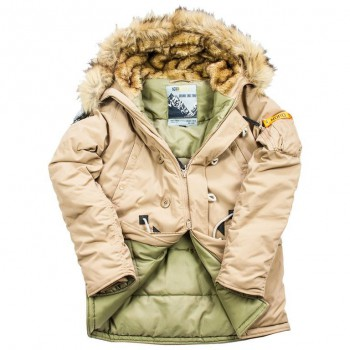 Куртка Аляска Oxford 2.0 Compass tiger's (Eye/Olive) - купить (заказать), узнать цену - Охотничий супермаркет Стрелец г. Екатеринбург