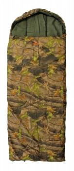 Спальный мешок Woodland BERLOGA 400 R  (шерсть+холофайбер) камуфляж - купить (заказать), узнать цену - Охотничий супермаркет Стрелец г. Екатеринбург