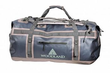 Сумка-рюкзак  водонепроницаемая Woodland Dry-Bag 90L - купить (заказать), узнать цену - Охотничий супермаркет Стрелец г. Екатеринбург