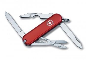 Нож-брелок VICTORINOX Rambler, красный 0.6363 - купить (заказать), узнать цену - Охотничий супермаркет Стрелец г. Екатеринбург