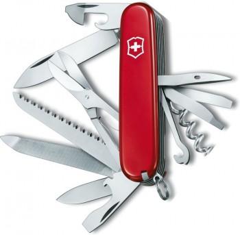 Нож перочинный VICTORINOX Ranger, красный 1.3763 - купить (заказать), узнать цену - Охотничий супермаркет Стрелец г. Екатеринбург
